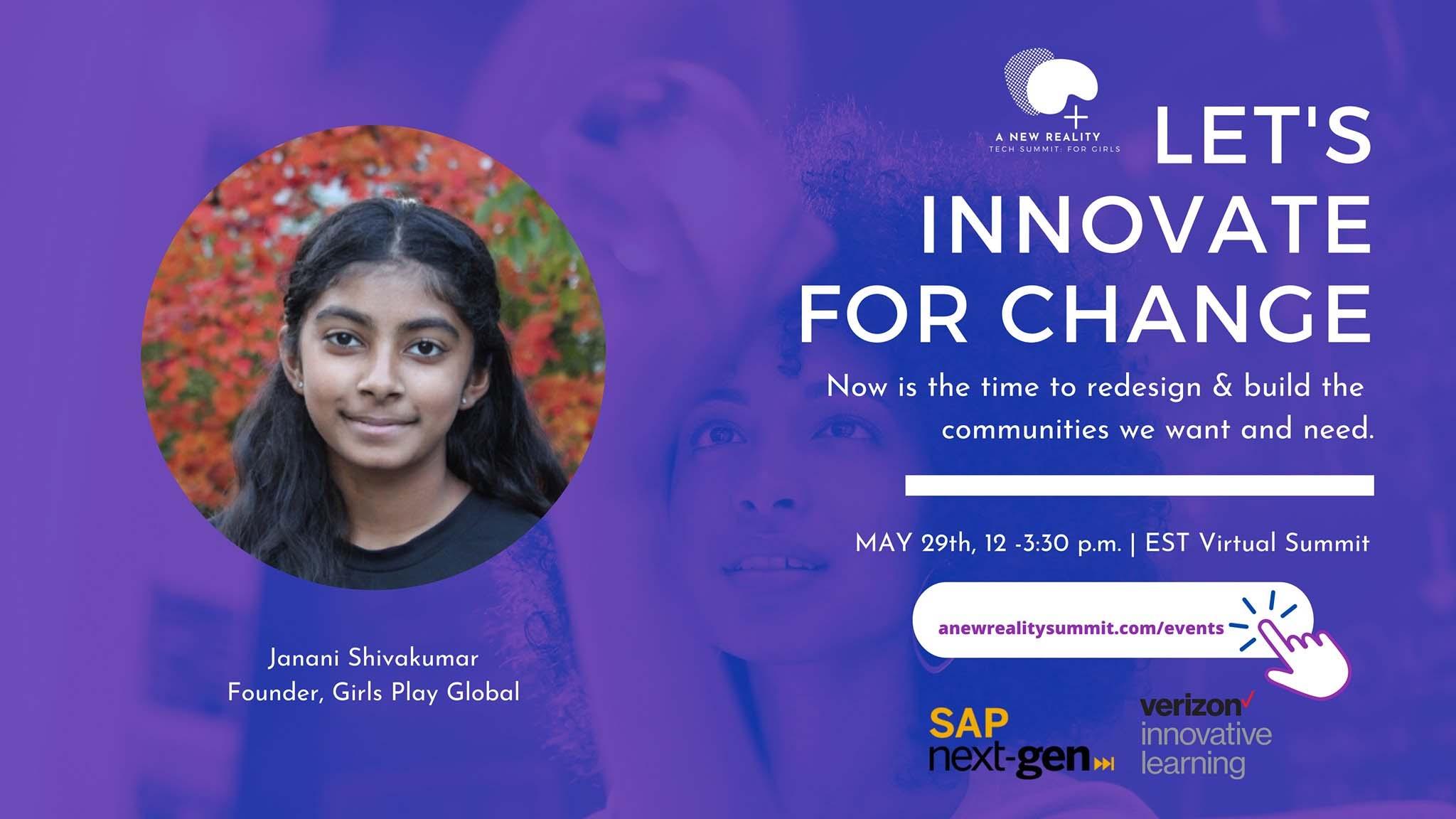 Let-s-innovate-for-change-janani-shivakumar